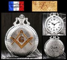 Montre Gousset NEUVE ! ( Pocket Watch ) - Franc-maçonnerie Masonic Freemason - Watches: Bracket