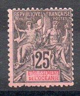 OCEANIE - YT N° 8 - Neuf ** - MNH - Cote: 130,00 € - Oceania (1892-1958)