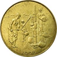Monnaie, West African States, 10 Francs, 1995, Paris, TB+, Aluminum-Bronze - Ivory Coast