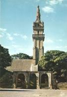 29 - Plouzévédé - Notre-Dame De Berven. Construite En 1573, Cette église... - éd. Jos La Bretagne En Couleurs N° MX 3349 - Francia
