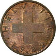 Monnaie, Suisse, Rappen, 1982, Bern, TTB, Bronze, KM:46 - Suisse