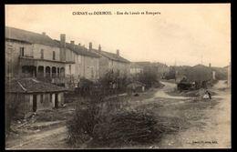 51 - CERNAY EN DORMOIS - Rue Du Lavoir Et Remparts - France