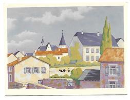 Rouvroy Torgny La Provence Belge Robert Joffet 1965 - Rouvroy