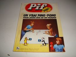 Pif Gadget N°291 - Pif Gadget