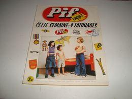 Pif Gadget N°281 - Pif Gadget