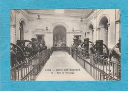 Paris. - Hôtel Des Monnaies. - Salle De Monnayage. ( Ouvriers ). - Distretto: 06