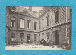 Paris. - Hôtel Des Monnaies. - Ancien Hôtel Laverdy. ( Ouvriers ). - Distretto: 06