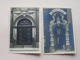 Vieux Porte D'Entrée > Oude Poorten ( Huisdeuren ) Old Front Doors ( Zie / Voir Photo ) 11 Stuks / Pcs ! - Lieux