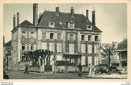 WW 36 CHATEAUROUX. Hôtel Delaleuf Siège Social De La Mutuelle De L'Indre. Edition Guilleminot - Chateauroux