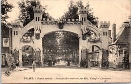 45 BRIARE - Comice Agricole , Porte Fortifiée - Briare
