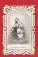 Image Pieuse - La Vierge Au Scapulaire - Santini