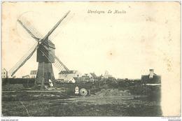 VERVIERS. Le Moulin à Vent 1904 Petite Plissure - Autres