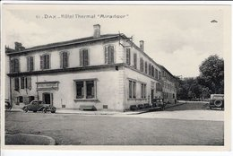 Cpa Carte Postale Ancienne  -  Dax Hotel Thermal Miradour - Dax