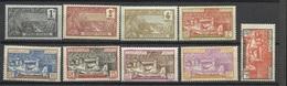 Guadeloupe  Poste N° 55 à 57 ; 100 ; 101 ; 103 à 105  Et 149  Neufs * * Et Neufs *   B/TB  Soldé à  Moins De 20 % ! ! ! - Guadeloupe (1884-1947)