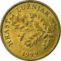 Monnaie, Croatie, 5 Lipa, 1999, TTB, Brass Plated Steel, KM:5 - Croatie
