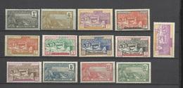 Guadeloupe  Poste N° 55 ; 57; 77 à 79 ; 99 à 105 Et 147     Neufs * * Et Neufs *   B/TB  Soldé à  Moins De 20 % ! ! ! - Unused Stamps