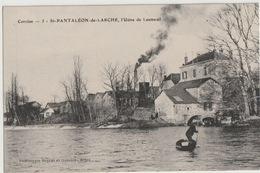 19 - ST PANTALEON DE L ARCHE - USINE DE LAUMEUIL - France