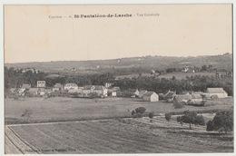 19 - ST PANTALEON DE L ARCHE - VUE GENERALE - France