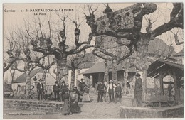 19 - ST PANTALEON DE L ARCHE - LA PLACE - France