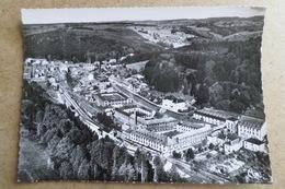 TROISFONTAINES - Vue Aérienne De La Verrerie - Carte Avis De Passage - Usine, Industrie ( 57 Moselle ) - France