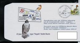FDC  Du N° 4091  Pijlstraat  -  Canard Pilet    Obl. Brussel 1000 Bruxelles 03/01/2011 - 1985-.. Birds (Buzin)