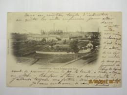 Cpa COMMENTRY (03) Vue De La Forge (côté Est) Avt 1903 - Commentry