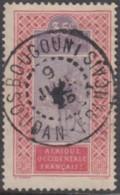 Haut-Sénégal Et Niger - Bougouni Sur N° 27 (YT) N° 26 (AM). Oblitération De 1925. - Haut-Sénégal Et Niger (1904-1921)