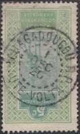 Haut-Sénégal Et Niger - Ouagadougou RP / Haute-Volta Sur N° 21 (YT) N° 21 (AM). Oblitération De 1920. - Haut-Sénégal Et Niger (1904-1921)