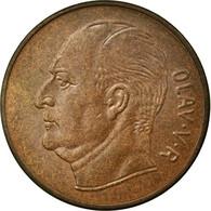 Monnaie, Norvège, Olav V, 5 Öre, 1972, TTB, Bronze, KM:405 - Norway