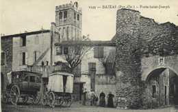 BAIXAS (Pyr Or) Porte Saint Joseph Diligences RV - Autres Communes