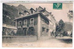 65..  CAUTERETS  Villa Des Roses    1912  HP170 - Cauterets