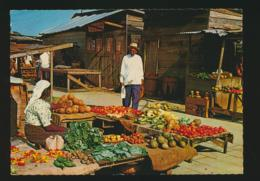 Surinam - Market-Day In Paramaribo [AA43-3.944 - Surinam
