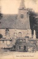 27-MANDEVILLE- EGLISE DE MANDEVILLE - France