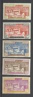 Guadeloupe  Poste N°  100;  101 ; 103 ; 105  Et 147 Neufs * * Et Neufs *   B/TB  Soldé à  Moins De 20 % ! ! ! - Unused Stamps