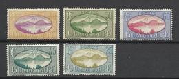 Guadeloupe  Poste N°  106  à 109  Et  149 Neufs * * Et Neufs *   B/TB  Soldé à  Moins De 20 % ! ! ! - Guadeloupe (1884-1947)