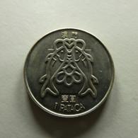 Portuguese Macau 1 Pataca 1985 - Portugal