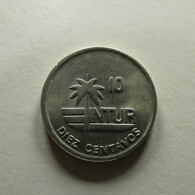Cuba 10 Centavos 1989 - Cuba
