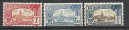 Guadeloupe  Poste N°114A; 117  Et 162    Neufs * * Et Neufs *  B/TB  Soldé à  Moins De 20 % ! ! ! - Guadeloupe (1884-1947)