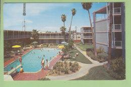 PHOENIX, Arizona : Sahara Motor Hôtel . TBE. 2 Scans. Edition Petley - Phoenix