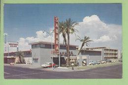 PHOENIX, Arizona : Sahara Motor Hôtel , 401 N. First Street. 2 Scans. Edition Petley - Phoenix