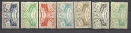 Guadeloupe  Poste N°178  à  184    Neufs * * Et Neufs *  B/TB  Soldé à  Moins De 20 % ! ! ! - Unused Stamps
