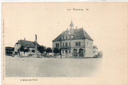 LE RUSSEY - L' Hotel De Ville  (113610) - Other Municipalities