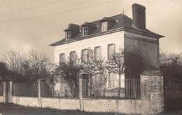 27-BOURGTHEROULDE- CARTE PHOTO- UNE VILLAS - Bourgtheroulde