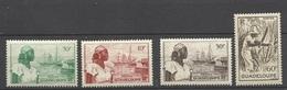 Guadeloupe  Poste N°197  à 200    Neufs * * Et Neufs *  B/TB  Soldé à  Moins De 20 %  ! ! ! - Unused Stamps