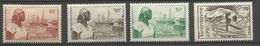 Guadeloupe  Poste N°197  à 200    Neufs * * Et Neufs *  B/TB  Soldé à  Moins De 20 %  ! ! ! - Guadeloupe (1884-1947)