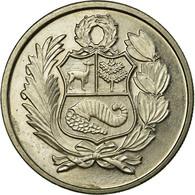 Monnaie, Pérou, 100 Soles, 1982, TTB, Copper-nickel, KM:283 - Peru