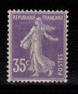 Semeuse YV 142 N* Cote 9,50 Euros - France