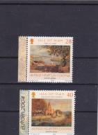 2004- Europa Cept - Ile De Man / Isola Di Man - N° YT 1193 Et 1194** - 2004
