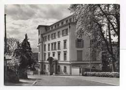- CPSM LUCERNE (Suisse) - Institution Sainte Agnès 1964 - Aile Abendweg - - LU Lucerne