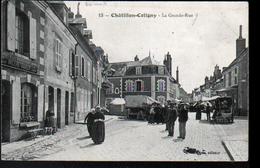 45, Chatillon Coligny, La Grande Rue - Chatillon Coligny